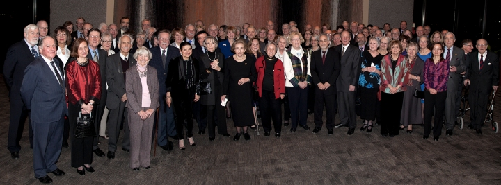Attendees of the RHOMA Holiday Reception 2013 (click to enlarge)